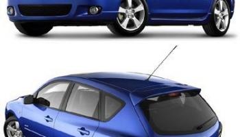 Mazda 3 na domaćem tržištu