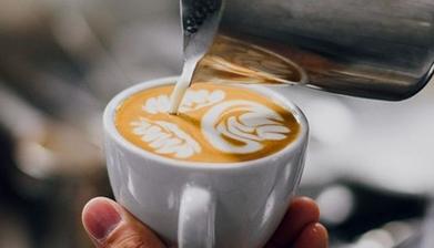 Latte Art – umetnost crtanja na kafi