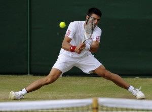 TENNIS Wimbledon 88