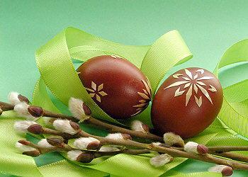 Uskrs ili Vaskrs je najveći hrišćanski praznik u godini.