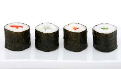 sushi dijeta