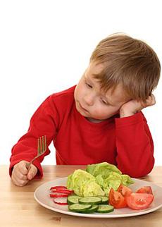 los apetit kod dece