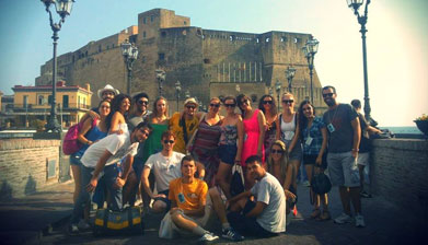 Kulturna razmena Niš – Napulj