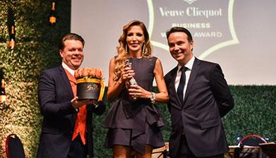Mila Litvinjenko dobitnica prestižne nagrade Veuve Clicquot Business Woman Award (FOTO)