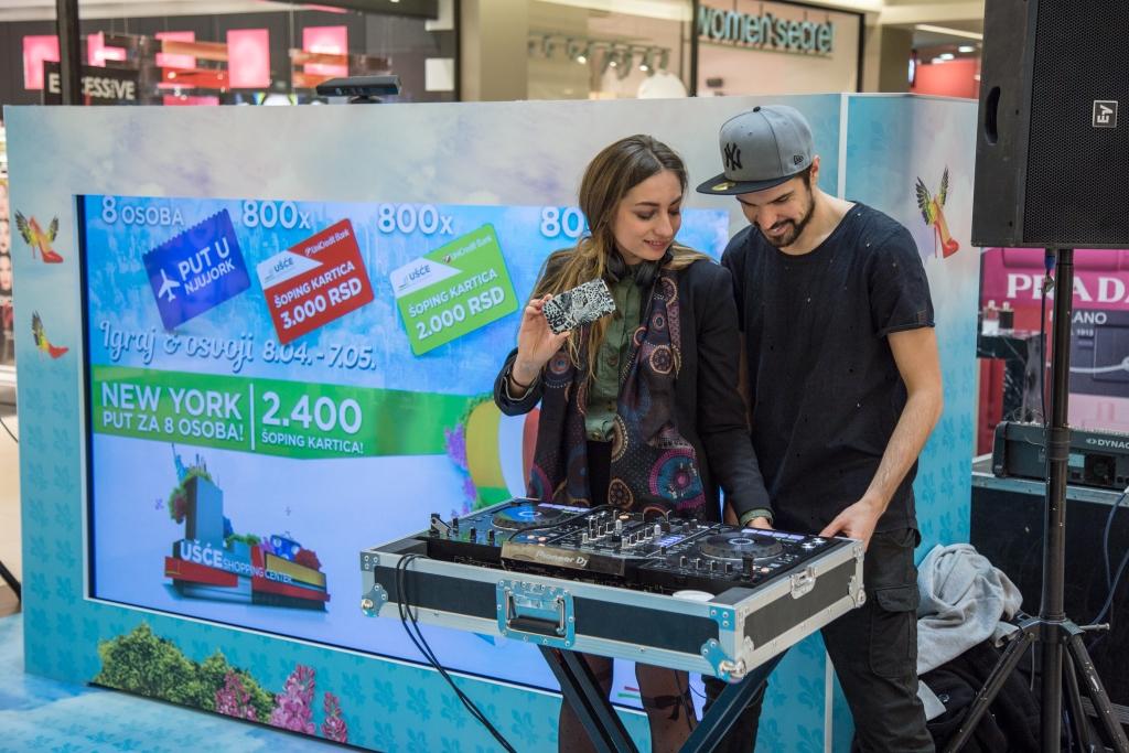 DJ Nada i Danijel u Uscu