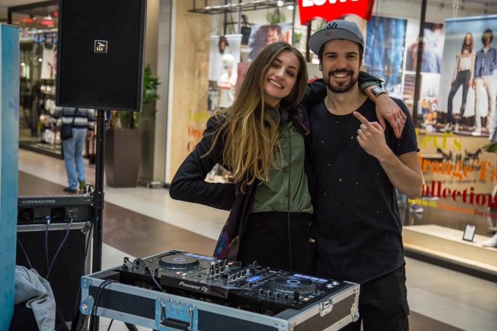 DJ Nada i Danijel usce rodjendan
