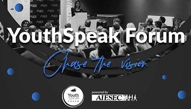 Četvrti YouthSpeak u Beogradu - Chase the vision