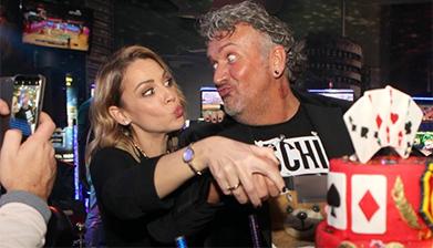 Proslava 5. rođendana slot kluba Eldorado - Marijana Mićić i Dragan Marinković Maca dominirali
