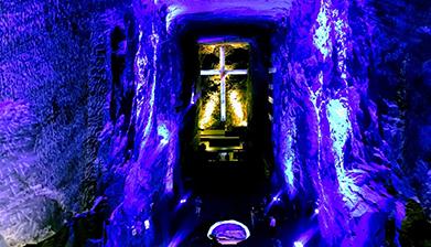 Catedral de Sal - katedrala na dnu kolumbijskog rudnika
