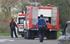 U požaru izgorela baraka, jedna osoba povređena