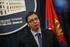 Vučić: Otvaranje poglavlja je na Briselu