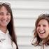 Tina Mrak in Veronika Macarol postali evropski prvakinji