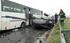 Sudar automobila i autobusa: Poginula jedna osoba